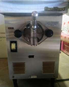 Fabricadora de helados soft
