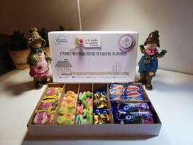 Cajas de dulces a domicilio