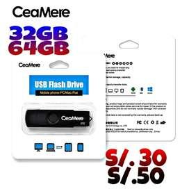USB con entrada a Celular