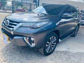 TOYOTA FORTUNER EUROPEA AT 4x4 MOD 2017