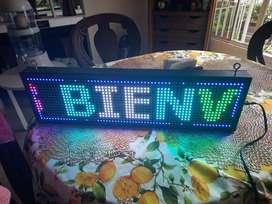 LETRERO LED PROGRAMABLE