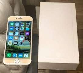 Iphone 6 en su caja de fábrica Excelente estado!