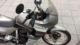 Honda transalp 600 1990