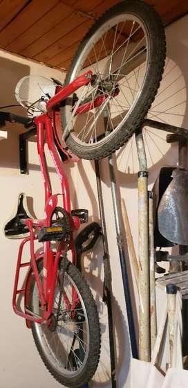 Vendo bicicleta rodado 20 NIÑO/A