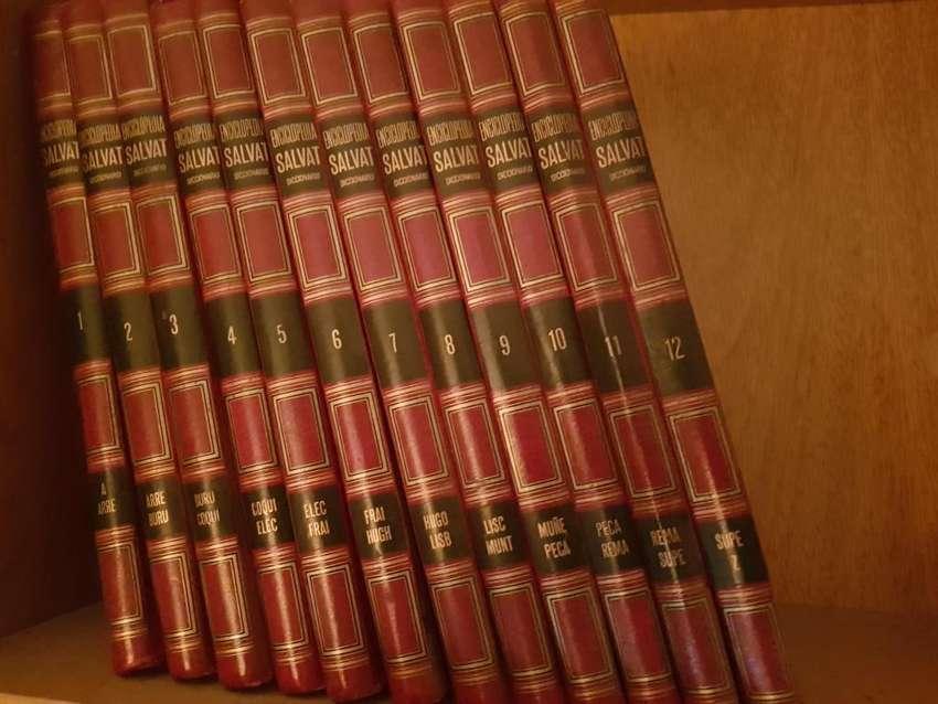 Enciclopedia Salvat Diccionario 0