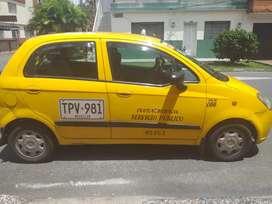 Vendo taxi Chevrolet cronos 2007, con cupo
