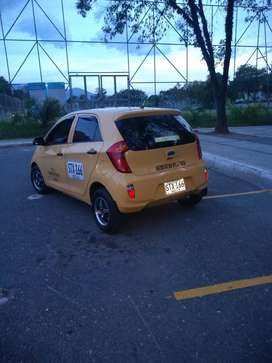 Vendo Taxi KIA
