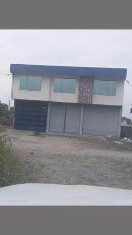 Vendo casa en Montecarlo  vía kininde