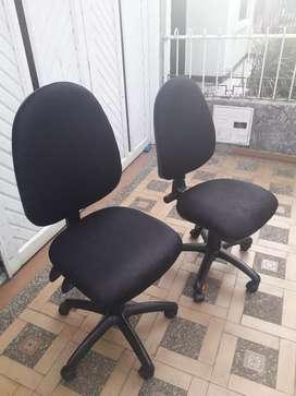 Vendo sillas ergonómicas pará oficina. En buenas condiciones