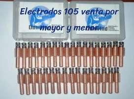 Venta de electrodos 105 A para plasma y de boquillas de 45 A para plasma ventas por mayor y menor