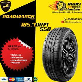 Llantas 185.70r14 Road March HT