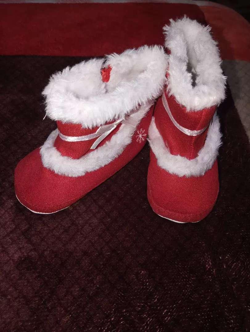 Botines .zapatillas y zapatitos bebes 0