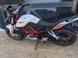 Moto Benelli Tnt 25