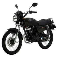 Moto akt 125 nkd estándar modelo 2021 color negro cero kilometros