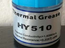 Pasta térmica HY510