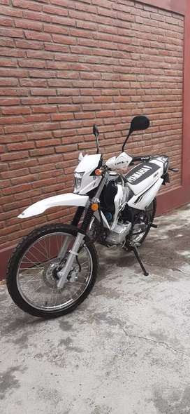Yamaha XTZ 2018