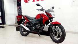 MOTO CB125F HONDA 0KM 2021