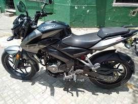 moto rouse ns 200 2017