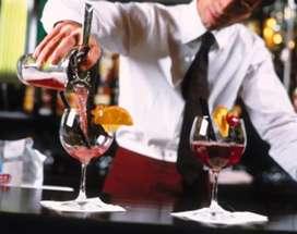 Barman para servicios