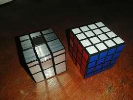 Cubos Rubik 4x4 y mirror