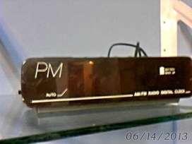 Radio Despertador Retro