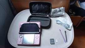 Nintendo 3DS 16gb/con cargador original+ accesorios