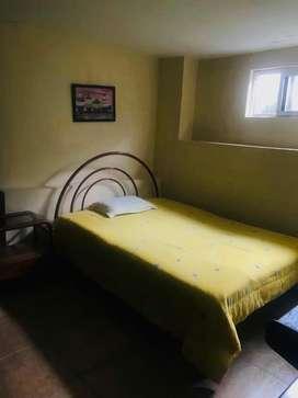 Se arrienda habitaciones amobladas o sin amoblar muy bonitas a buen precio