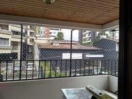 Malla de Seguridad en balcones y ventanas
