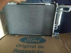 Radiador aire/ condensador Ecosport fiesta kinetic Sigma 1.6