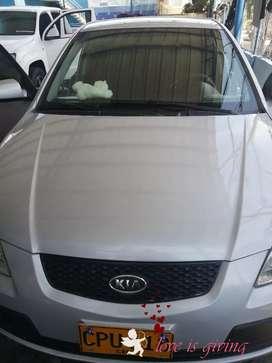 Vehículo kia Rio en venta