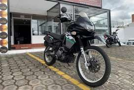 Kawasaki klr 650 año 2009 flamante