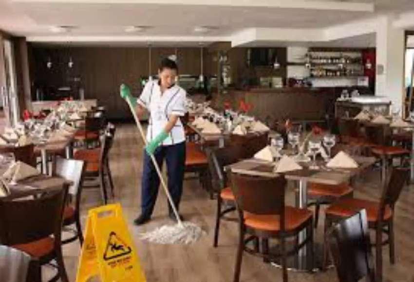 Busco empleo en restaurante 0