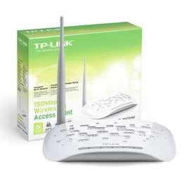 Access Point, Repetidor Tp-link Tl-wa701nd Blanco
