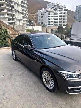 BMW 318i 2017 COMO NUEVO