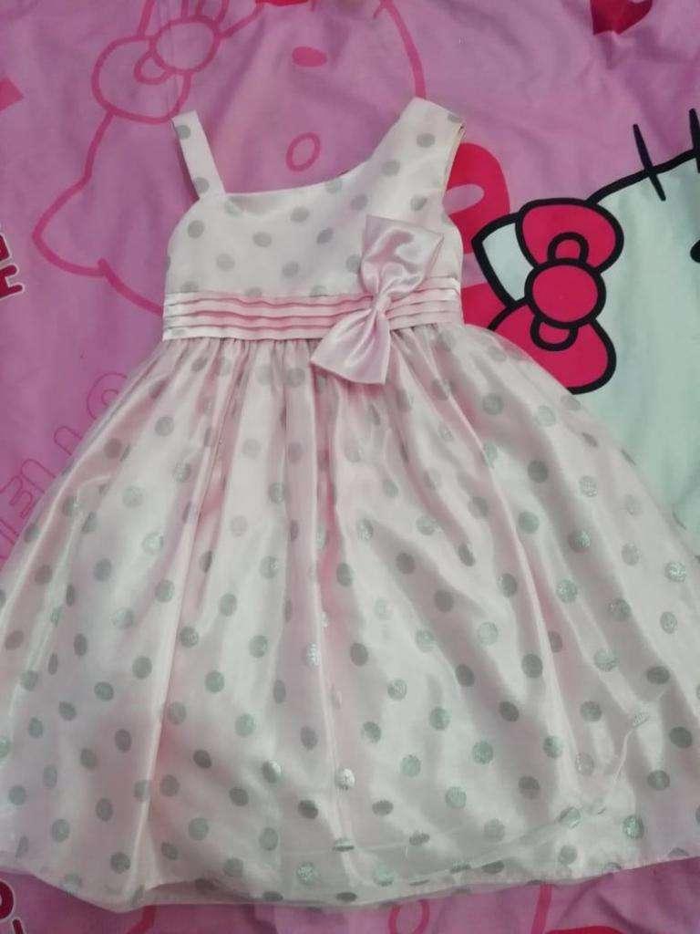 Vestido Rosado para Niña $46.000 0