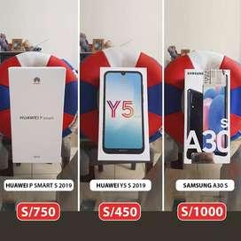 Venta celulares nuevos