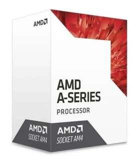 Procesador Amd A8-9600 3.10ghz 2mb L2 10 Cores Am4 28nm 65w