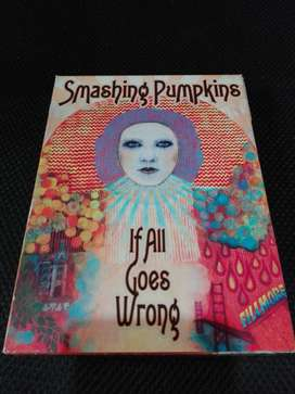 DVD Doble Smashing Pumpkins If All Goes Wrong Original
