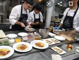Ayudante de cocina cevicheria