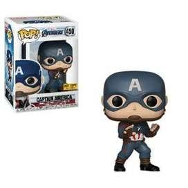 Funko Pop Capitán America  Avengers  Game Exclusivo