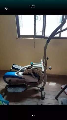 Maquina de aser ejercicio
