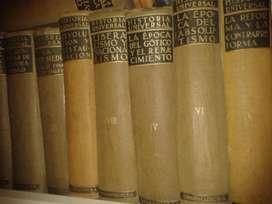 Enciclopedia Historia Universal Espasa Calpe Madrid