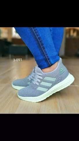 Zapato Tennis Deportivo Adidas Talla 38 Unisex