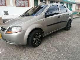 Chevrlet aveo sedan 2007 full