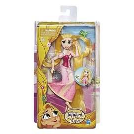Muñeca  Disney Tangled The Series Rapunzel / Cassandra c/u