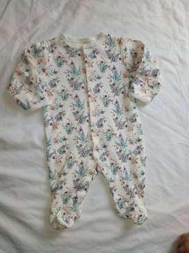 Enterizo baby fresh 0-3 meses