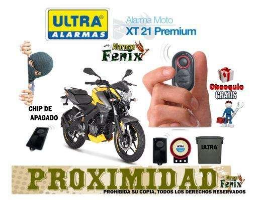 Alarma para Moto con Chip de Apagado por Alejamiento marca Ultra WhatsApp 312 439 8990 Bogota 0