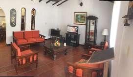 Alquiler Casa Villa de Leyva
