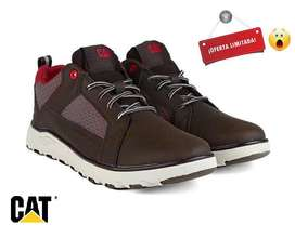 Zapatillas Caterpillar Zayn leather