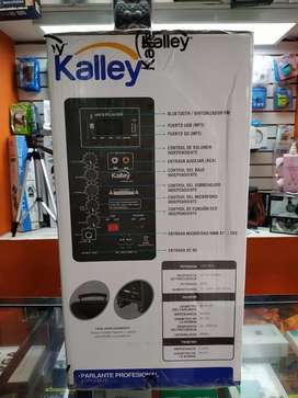 "Cabina kalley 8"", 30w"